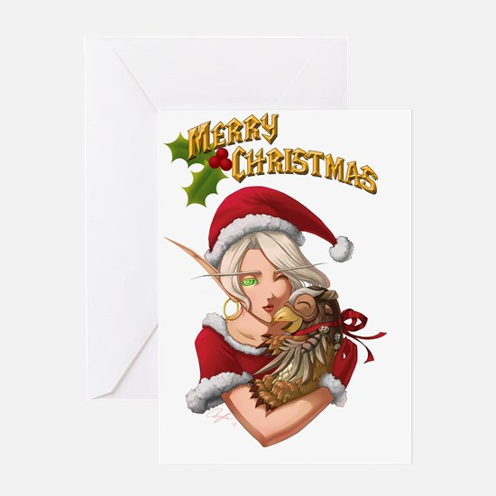 belfcardfront Greeting Card