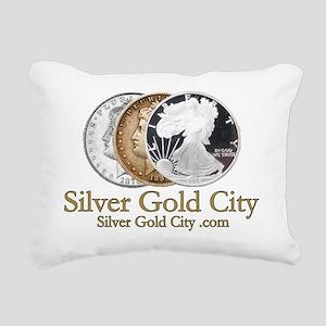 SGC_Shirt_Logo_1 Rectangular Canvas Pillow