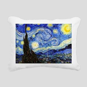 SmPoster VG Starry Rectangular Canvas Pillow