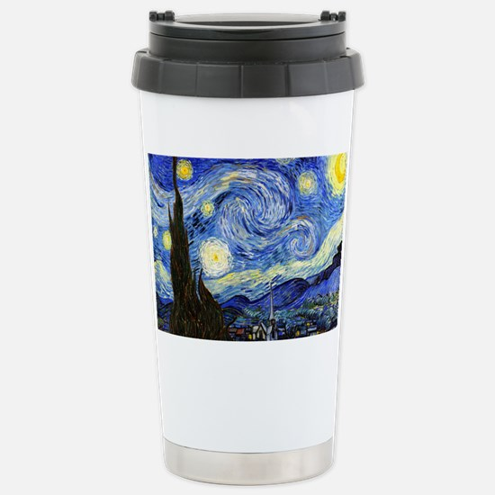 SmPoster VG Starry Stainless Steel Travel Mug