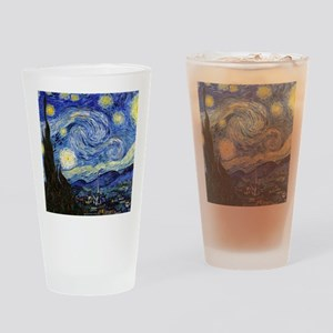 NC VG Starry Drinking Glass