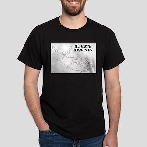 C Lazy Dane Dark T-Shirt