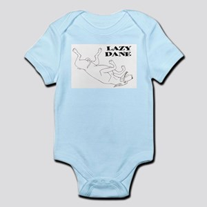 C Lazy Dane Infant Bodysuit