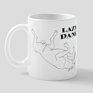 C Lazy Dane Mug