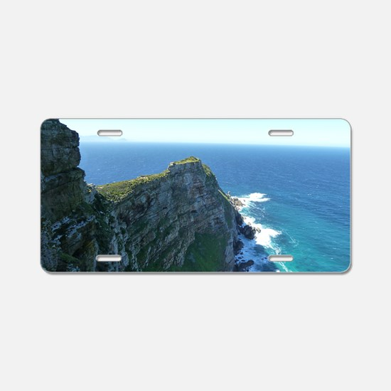 Cape Point Peninsula, Cape  Aluminum License Plate