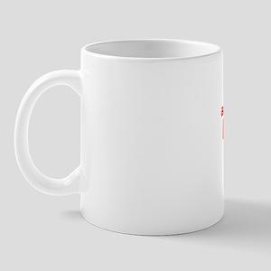 bjj white copy Mug