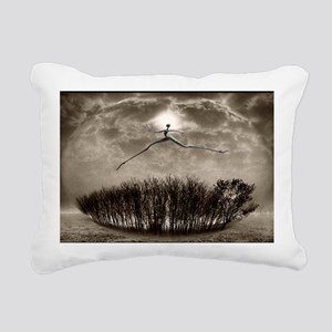 9x7.5_mousepad_nirvana Rectangular Canvas Pillow