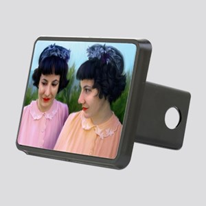 2Marys2puzzle Rectangular Hitch Cover