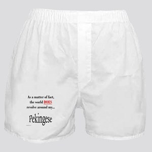 Pekingese World Boxer Shorts