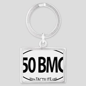 50-BMG-Euro Landscape Keychain
