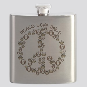 peaceloveowls Flask