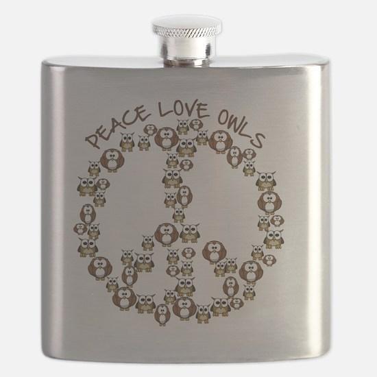 peaceloveowls Flask