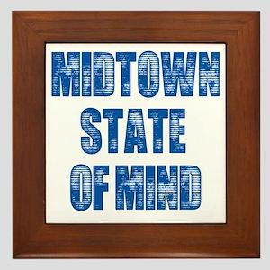 Midtown_StateofMind Framed Tile