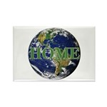 Home Rectangle Magnet (100 pack)
