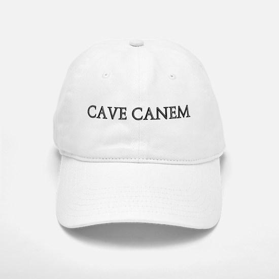CAVE CANEM Baseball Baseball Cap