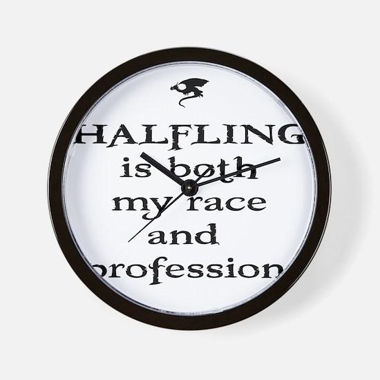 halfling Wall Clock