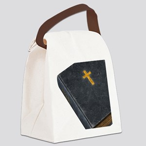 biblewalle2t Canvas Lunch Bag
