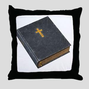 bibles10x10 Throw Pillow