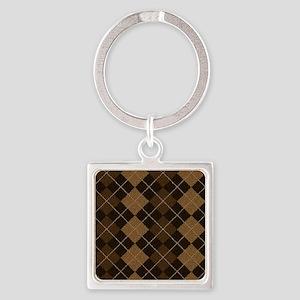 walletargyle Square Keychain