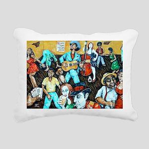jookin2 Rectangular Canvas Pillow