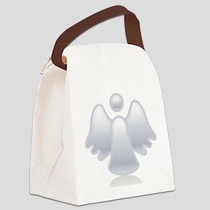 2011-12-08_Angel Canvas Lunch Bag