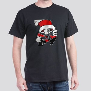Funny Santa Dark T-Shirt