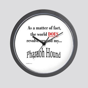 Pharaoh World Wall Clock