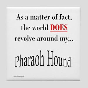 Pharaoh World Tile Coaster