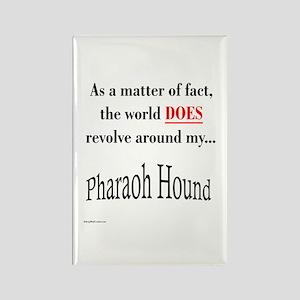 Pharaoh World Rectangle Magnet