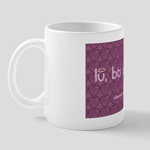lu monedero back Mug