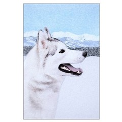 Siberian Husky (Silver and White) Posters