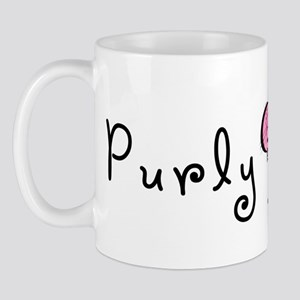 Purly Girl Mug