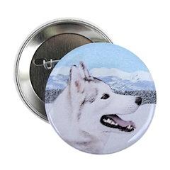 Siberian Husky (Silver and 2.25