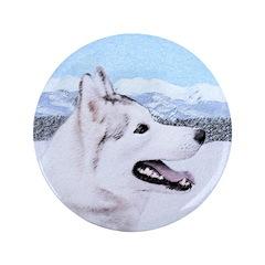 Siberian Husky (Silver and 3.5