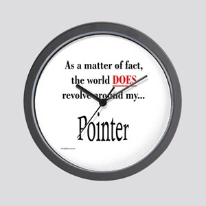 Pointer World Wall Clock