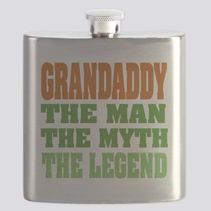 Grandaddy The Legend Flask