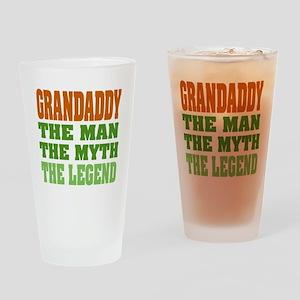 Grandaddy The Legend Drinking Glass