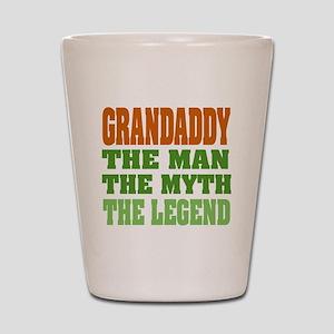 Grandaddy The Legend Shot Glass
