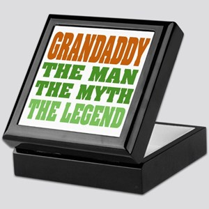 Grandaddy The Legend Keepsake Box