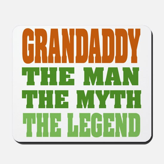 Grandaddy The Legend Mousepad