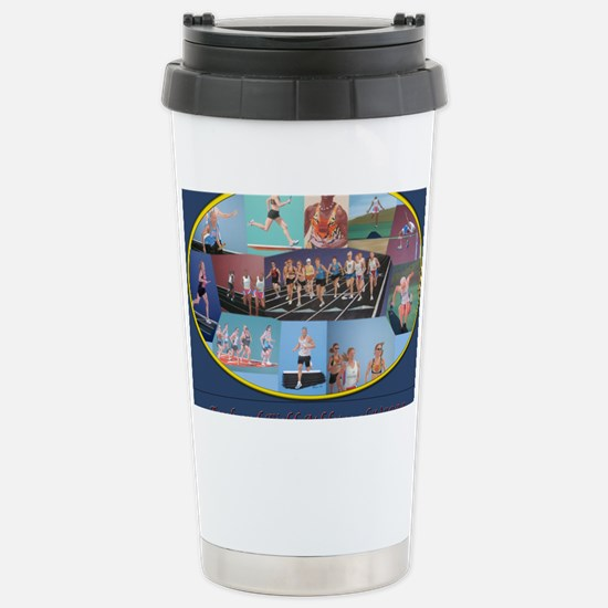 Athletes calendar2 Stainless Steel Travel Mug