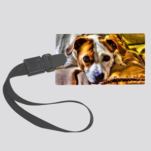 Piper Large Luggage Tag