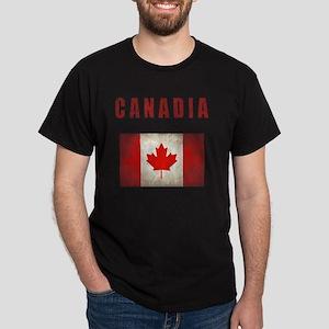 Canadia for Light Colors Original Dark T-Shirt