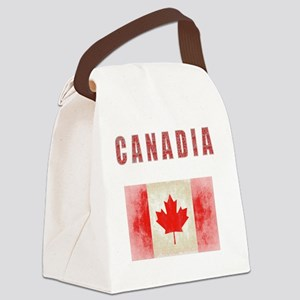 Canadia for Light Colors Original Canvas Lunch Bag