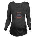 Fueled by Local Long Sleeve Maternity T-Shirt