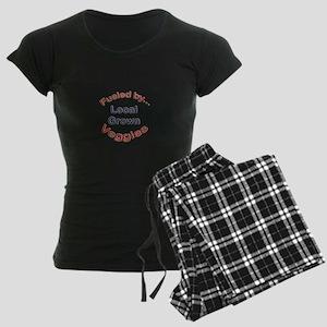 Fueled by Local Women's Dark Pajamas