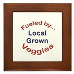 Fueled by Local Framed Tile