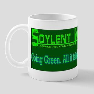 Soylentbumpersticker Mug