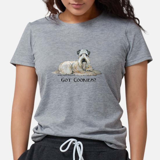 Wheaten Terriers Cookie Dogs T-Shirt