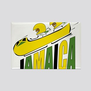 Jamaica Bobsled Magnets